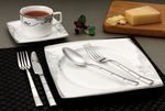 72 Piece 18/10 Flatware Set - Amanda
