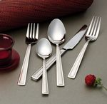 72 Piece 18/10 Flatware Set - Clara