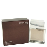 Euphoria Cologne 3.4 oz Eau De Toilette Spray for Men
