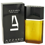 Azzaro Cologne 3.4 oz Eau De Toilette Spray for Men