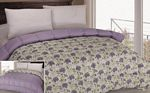 Tangled Flowers Reversible Comforter