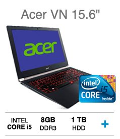 "15.6"" Full HD Display Acer Laptop"