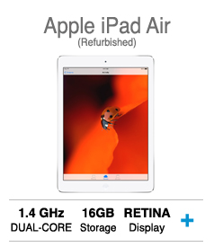 Apple iPad Air (Refurbished)