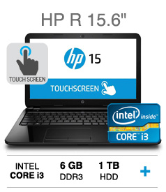 "15.6"" Touch HP Pavilion Laptop"
