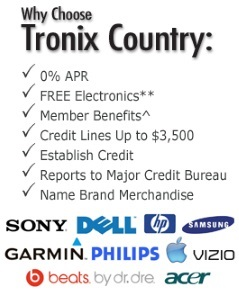 Why Choose Tronix Country